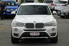 2014 BMW X3 F25 LCI MY0414 xDrive20d Steptronic Suv