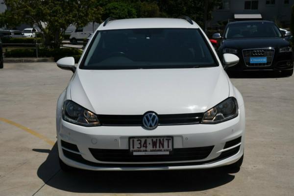 2015 MY16 Volkswagen Golf VII MY16 92TSI DSG Trendline Wagon Image 2