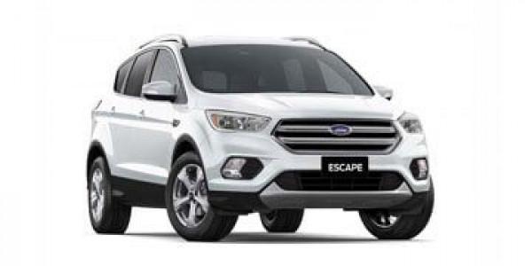 New Ford Escape