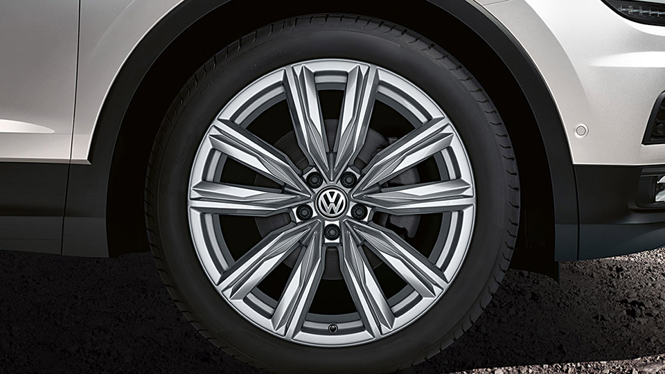 Kapstadt alloy wheel Image
