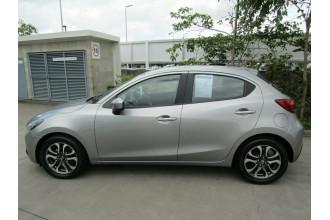 2014 Mazda 2 DJ2HA6 Genki SKYACTIV-MT Hatchback Image 4