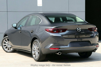 2021 Mazda 3 BP2S7A G20 SKYACTIV-Drive Evolve Sedan Image 3