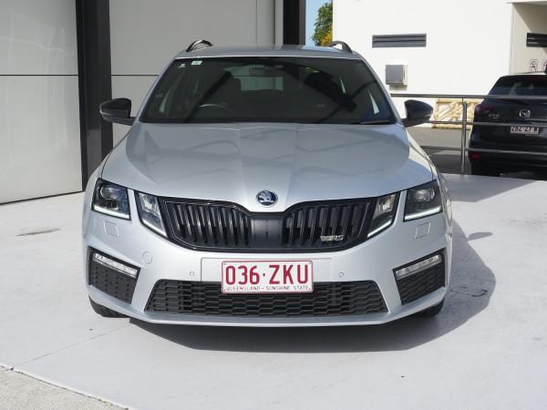 2018 MY18.5 Skoda Octavia NE MY18.5 RS Wagon