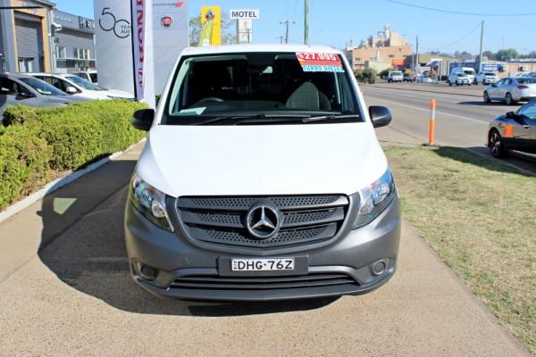 2016 Mercedes-Benz Vito 447 114BlueTEC Van Image 3