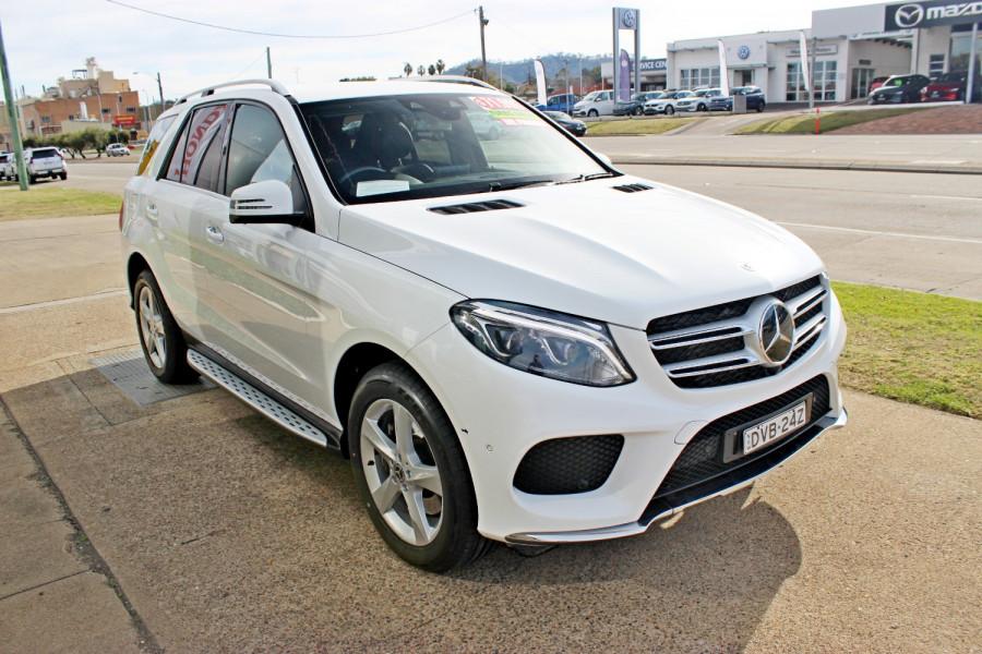 2018 MY08 Mercedes-Benz Mb Mclass W166 +058 GLE250 GLE250 d Wagon