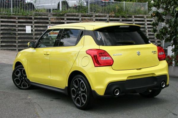 2021 MY20 Suzuki Swift AZ Sport Hatchback image 4