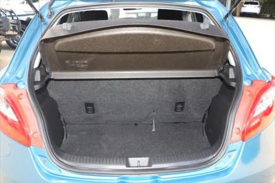 2012 Mazda 2 DE Series 2 MY13 Neo Hatchback Image 4
