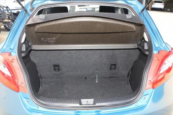 2012 Mazda 2 DE Series 2 MY13 Neo Hatchback