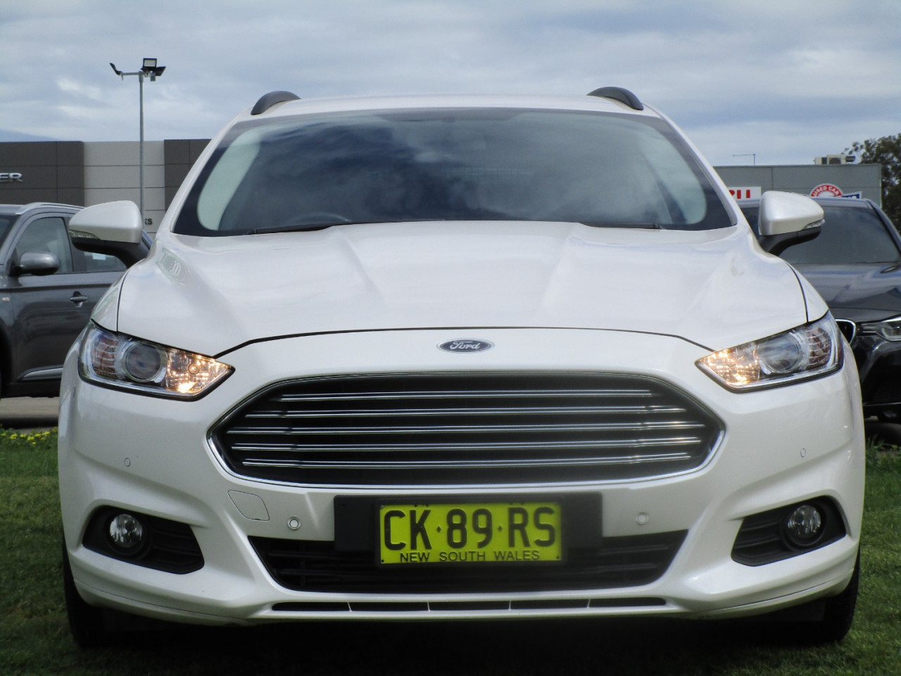 2017 Ford Mondeo MD 2017.00MY AMBIENTE Wagon Image 2