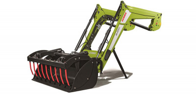 New CLAAS Front Loaders