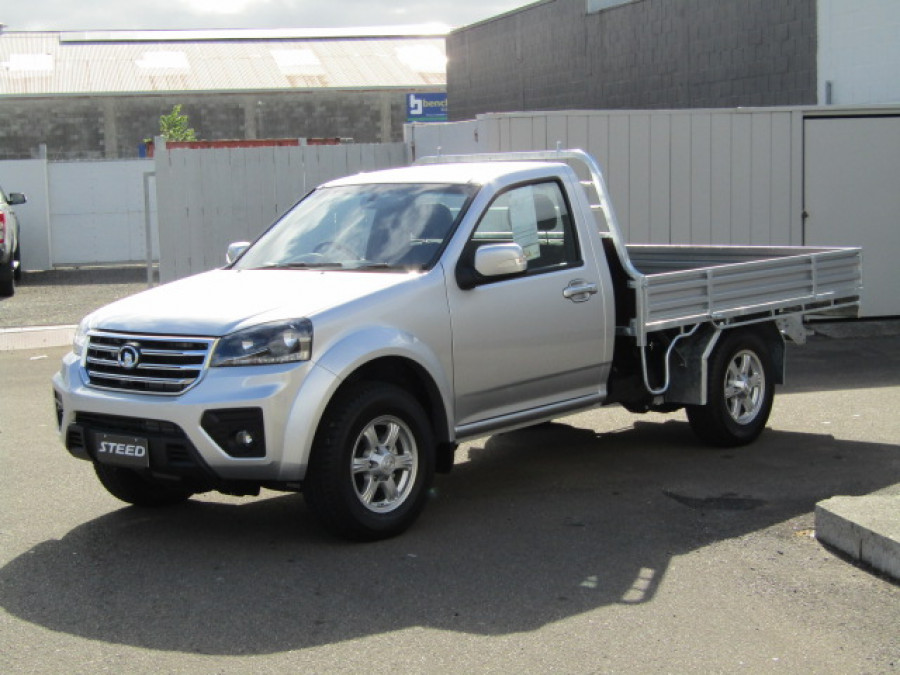 2020 Great Wall Single Cab 4x2 Flatdeck Utility