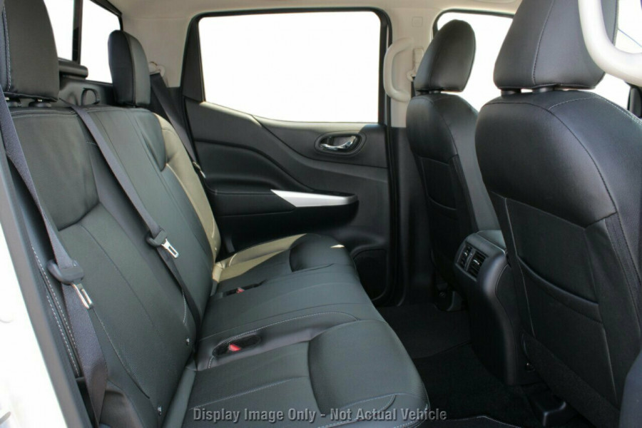 2020 Nissan Navara D23 Series 4 ST-X 4x4 Dual Cab Pickup Utility Image 6