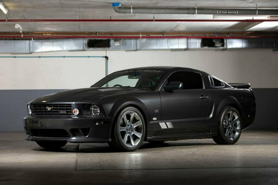 2007 Ford Mustang - SALEEN Coupe