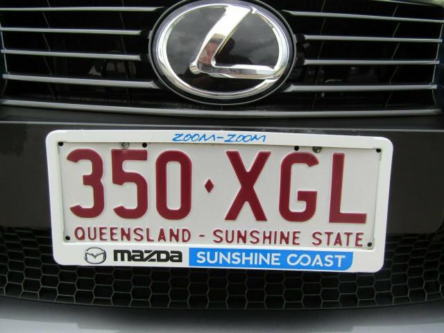 2014 Lexus IS GSE30R IS250 Luxury Sedan Mobile Image 10