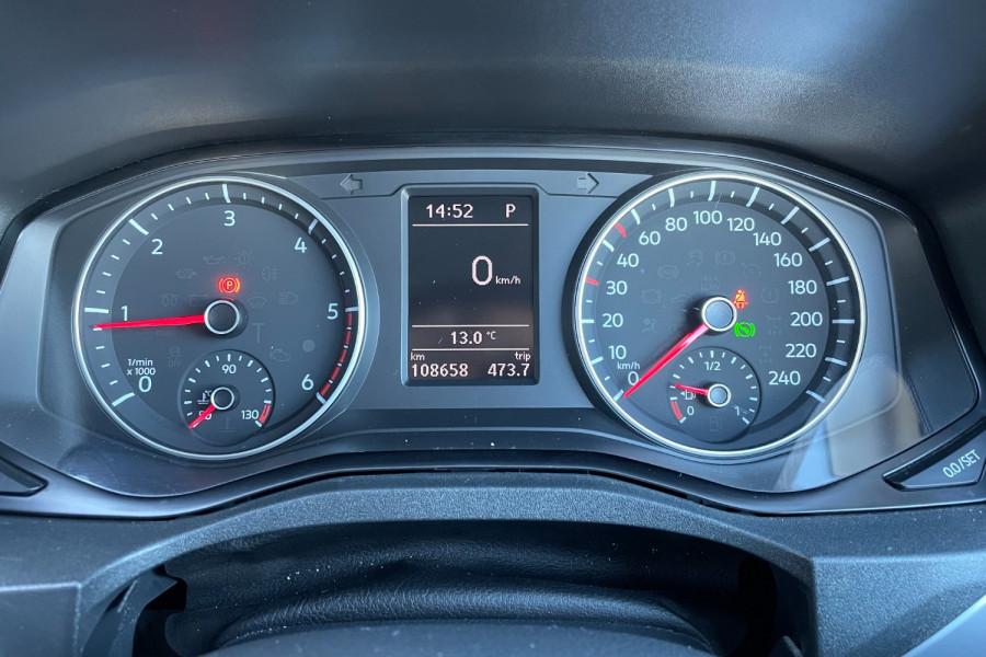 2018 Volkswagen Amarok 2H  TDI550 Sportline Utility Image 11