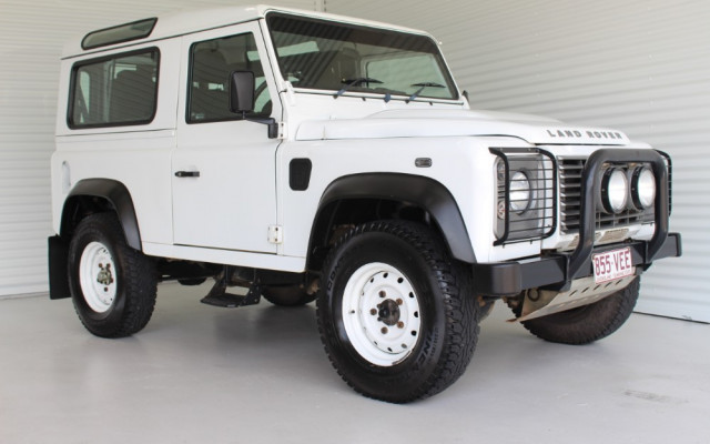 Land Rover Defender 90 11MY