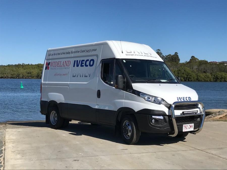 2020 Iveco 50c17a  Daily Van Van Image 19