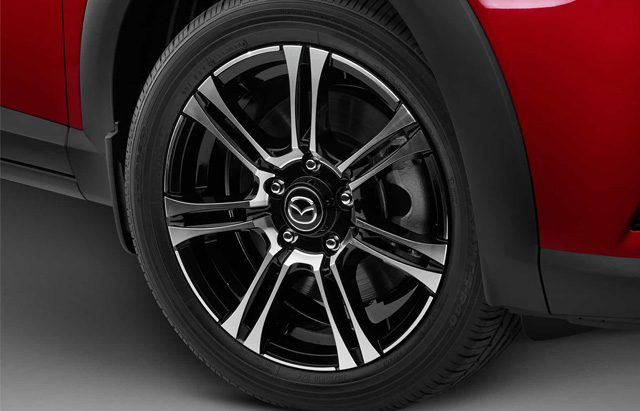 16-INCH 7-SPOKE ALLOY WHEEL