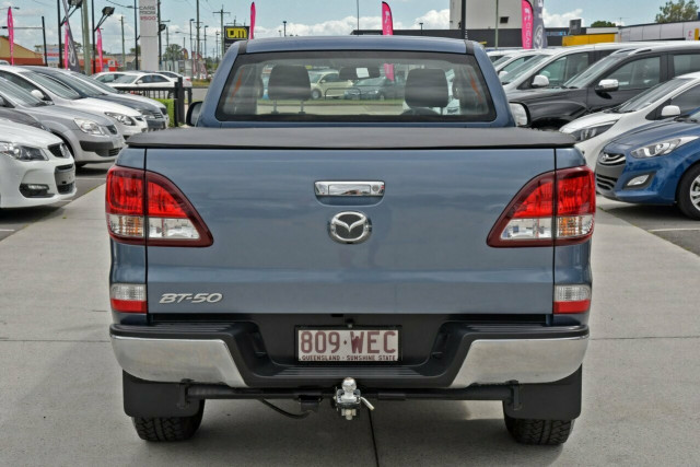 2015 Mazda BT-50 XT Freestyle 4x2 Hi-Rider