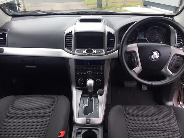 2014 Holden Captiva CG  7 7 - LS Suv