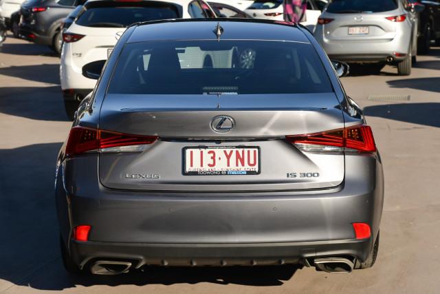 2018 Lexus Is ASE30R 300 Luxury Sedan Image 4