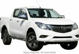 Mazda BT-50 4x4 3.2L Dual Cab Pickup XTR UR