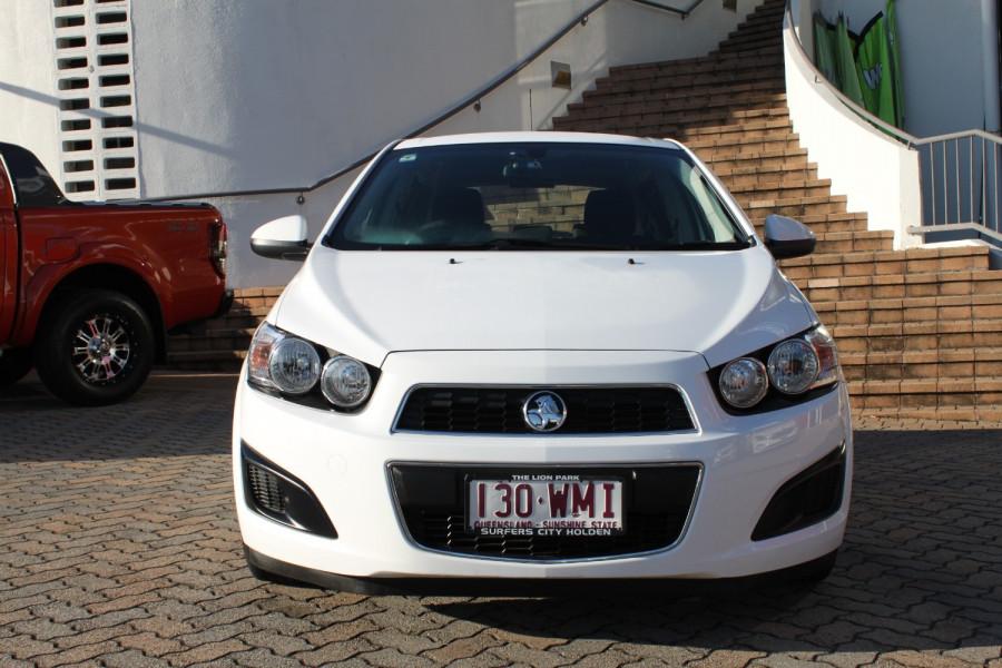 2016 Holden Barina TM MY16 CD Hatch Image 6