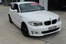 BMW 1 Series 120i E82 LCI