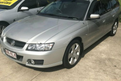 Holden Commodore SVZ VZ