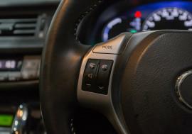 2012 Lexus CT200H ZWA10R X Hatchback