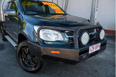 2015 Holden Colorado RG MY16 LS Cab chassis Image 3