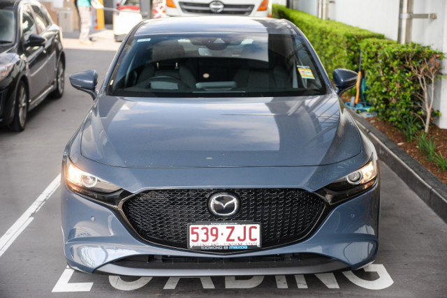 2019 Mazda 3 BP G25 Evolve Hatch Hatchback Image 3