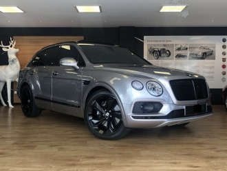 Bentley Bentayga 4V MY19