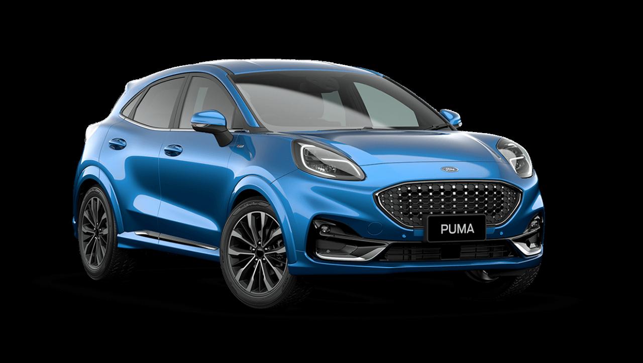2021 MY21.25 (under construction) Ford Puma JK ST-Line V Suv Image 1