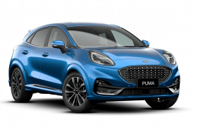 2021 MY21.25 (under construction) Ford Puma JK ST-Line V Suv