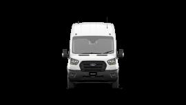 2020 MY21 Ford Transit VO 350E Jumbo Van Van image 8