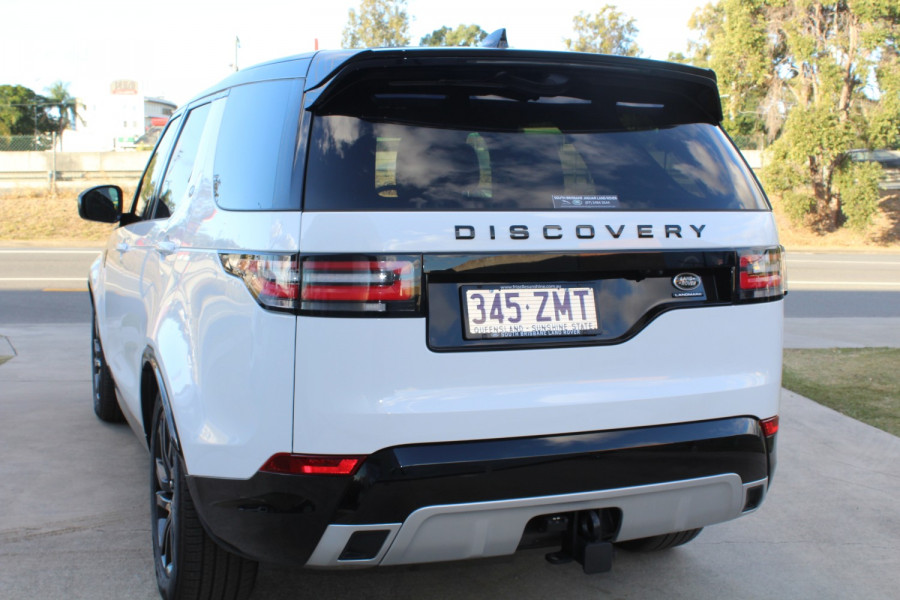 2019 MY20 Land Rover Discovery Suv