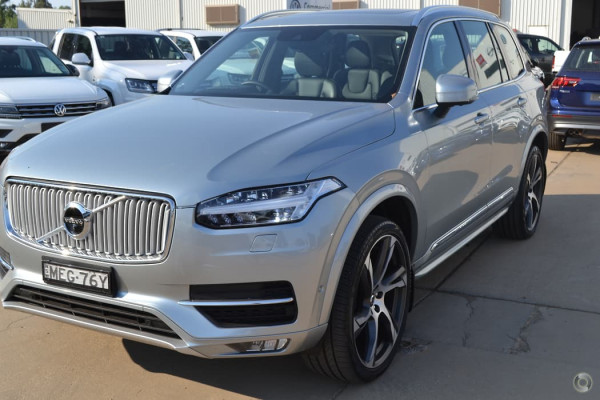 2018 MY19 Volvo XC90 L Series  D5 D5 - Inscription Suv Image 3