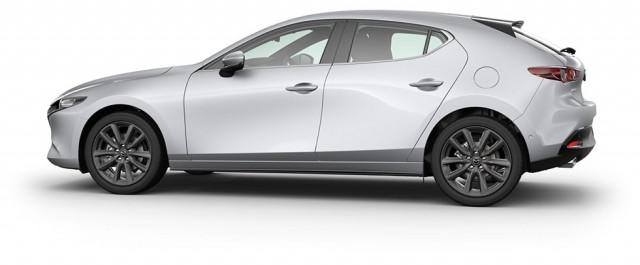 2021 Mazda 3 BP G25 Evolve Hatchback Mobile Image 20