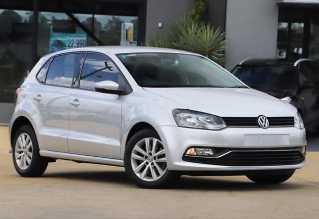 2015 MY16 Volkswagen Polo 6R MY16 81TSI Comfortline Hatchback