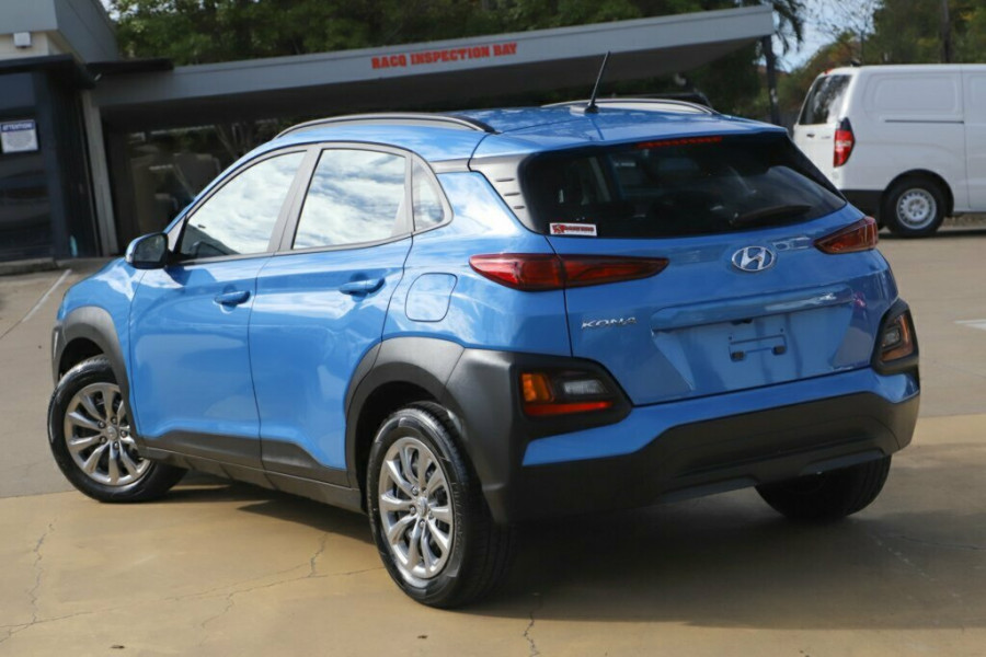 2019 MY20 Hyundai Kona OS.3 MY20 Go 2WD Suv