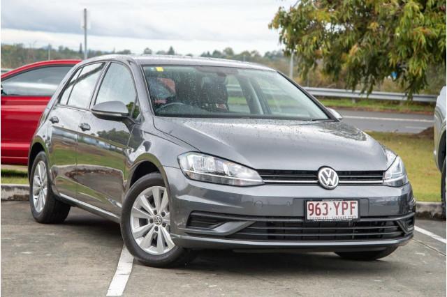 2018 Volkswagen Golf 7.5 MY19 110TSI Trendline Hatchback