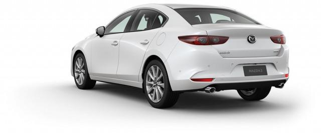 2021 Mazda 3 BP G20 Touring Sedan Sedan Mobile Image 17