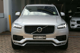2017 MY18 Volvo XC90 L Series T6 Geartronic AWD R-Design Wagon