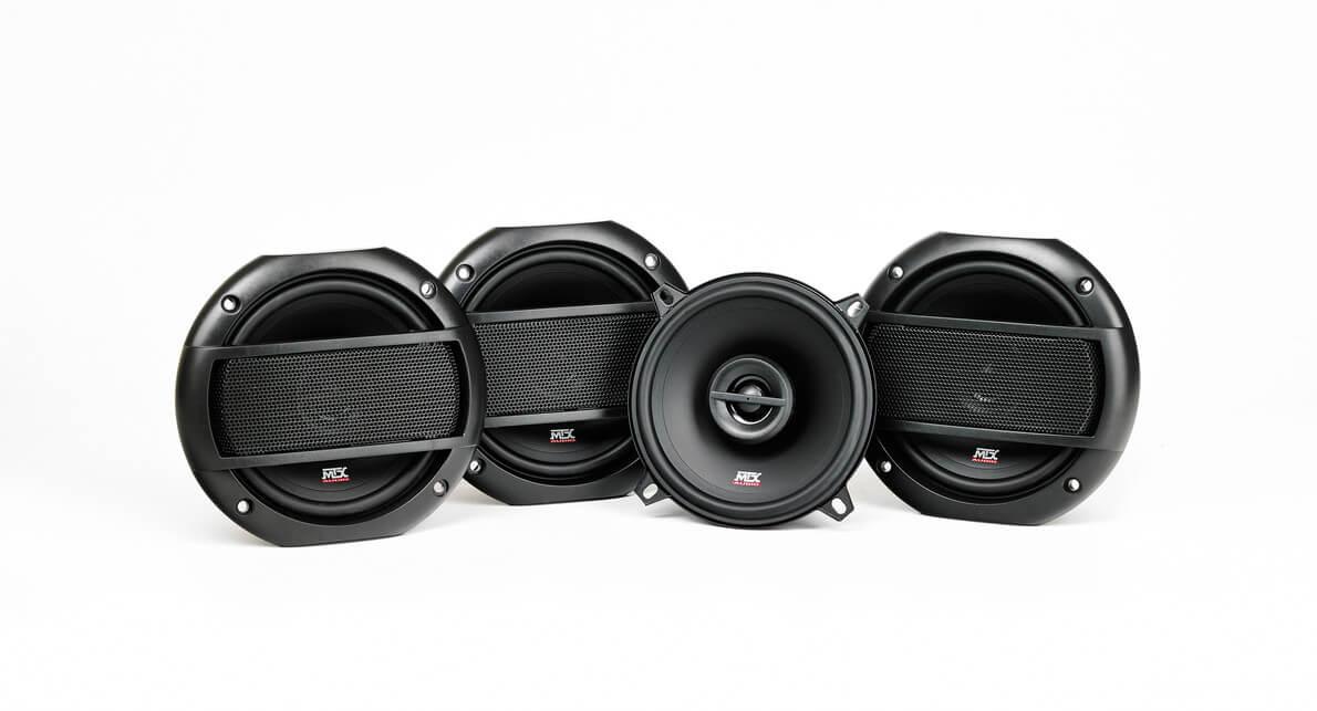 S-Cross - Premium Speaker Upgrade Kit