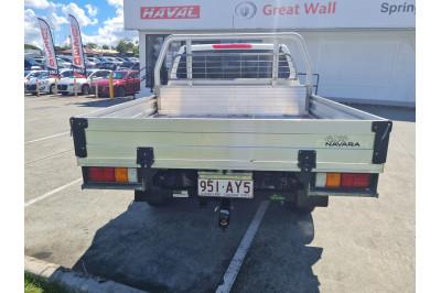 2018 Nissan Navara D23 Series 3 ST Utility Image 4