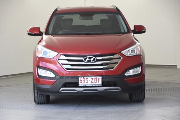 2015 MY16 Hyundai Santa Fe DM3 Series II Elite Suv Image 2