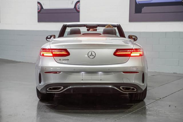 2018 Mercedes-Benz E-class A238 E300 Cabriolet Image 6