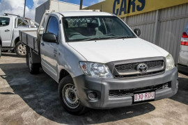 Toyota Hilux Workmate TGN16R 09 Upgrade