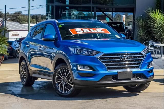 2020 Hyundai Tucson TL3 MY21 Elite Suv